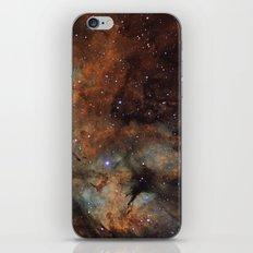 Gamma Cygni Nebula iPhone & iPod Skin
