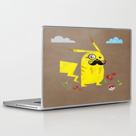 Pikachu Laptop & iPad Skin