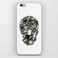 Boba Fett Skull iPhone & iPod Skin