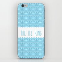 The Ice King Pattern...m… iPhone & iPod Skin