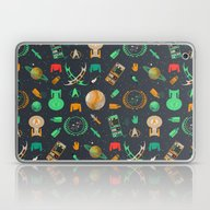Laptop & iPad Skin featuring Make It So! by BadOdds