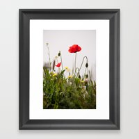 Spring Flora 1086 Framed Art Print