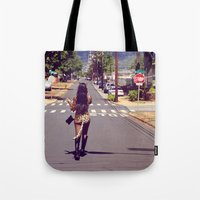 Walk of Fame Tote Bag