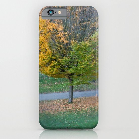 Autumnal iPhone & iPod Case