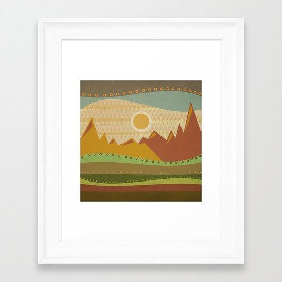 Textures/Abstract 137 Framed Art Print