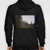 Snow Mountain In The Tre… Hoody