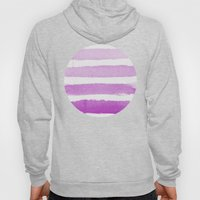 Purple Ombre  Hoody