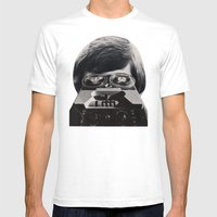 Tapist Mens Fitted Tee White SMALL