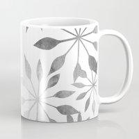 The beauty in gray Mug
