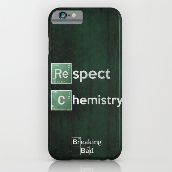 Breaking Bad Poster 06 iPhone & iPod Case