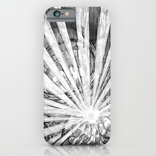 Whiteout iPhone & iPod Case