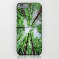 Reaching For The Sky - iPhone 6 Slim Case