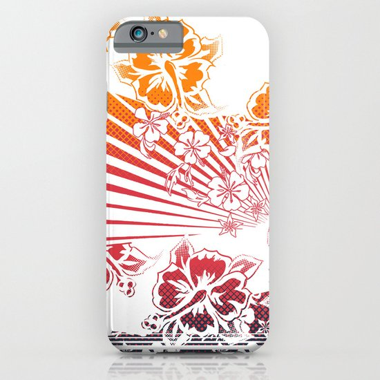Hawaii Five-O Light iPhone & iPod Case