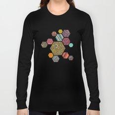Summer honeycomb Long Sleeve T-shirt