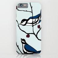Blue Birds  iPhone 6 Slim Case