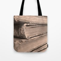 Stacks of Stories  Tote Bag