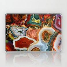 The Earth for the all-pervading Skies, the Moon and the Sun Laptop & iPad Skin