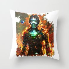 dead space Throw Pillow