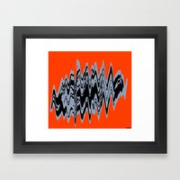 CHOICE. Framed Art Print