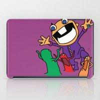 Alien Evasion iPad Case