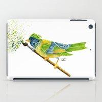 Feathers & Flecks iPad Case