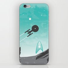 Trekie iPhone & iPod Skin