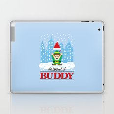 The Legend of Buddy Laptop & iPad Skin