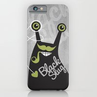Black Slug iPhone 6 Slim Case