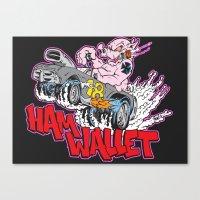 HAMMM  Canvas Print