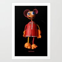 Rudi Favolas Art Print