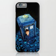 Doctor Who At Arch Of Ti… iPhone 6 Slim Case