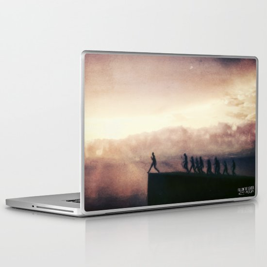 Follow The Leader Laptop & iPad Skin