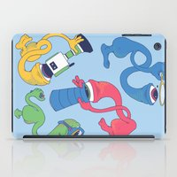 Eye Spy iPad Case