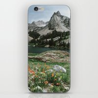 Lake Blanche iPhone & iPod Skin