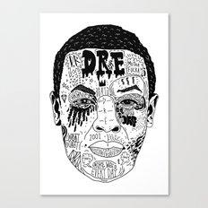 Dr Dre Canvas Print