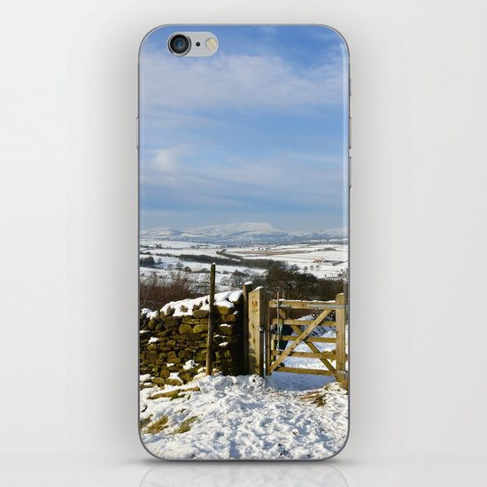 The Pendles iPhone & iPod Skin