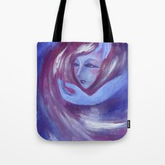 Support from Universe Tote Bag