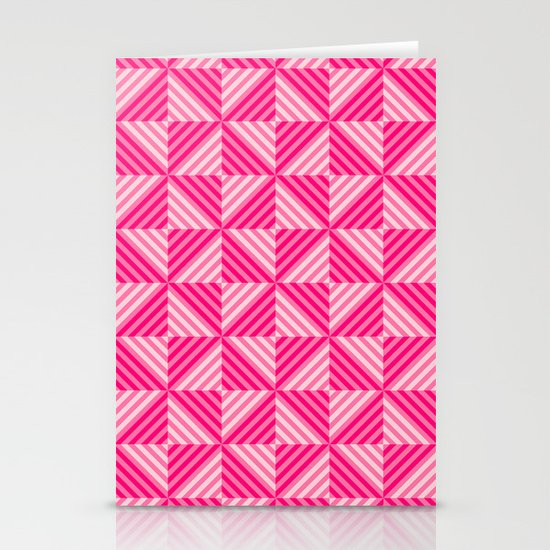 Pyramid Stationery Card