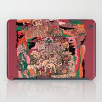 Village Of Forest iPad Case