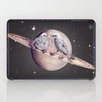 Space Sparrows iPad Case