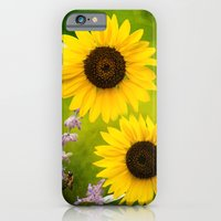 Sunflowers.  iPhone 6 Slim Case