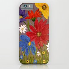 Wildflower-2 Slim Case iPhone 6s