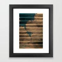define Framed Art Print