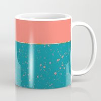 XVI - Peach 2 Mug