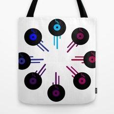 Analog Zine [ Kolor of Sound ] Tote Bag