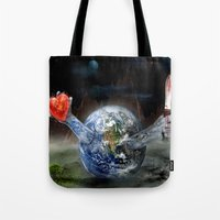 Save our World 17 Tote Bag