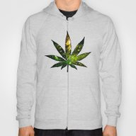 Marijuana Leaf - Design … Hoody