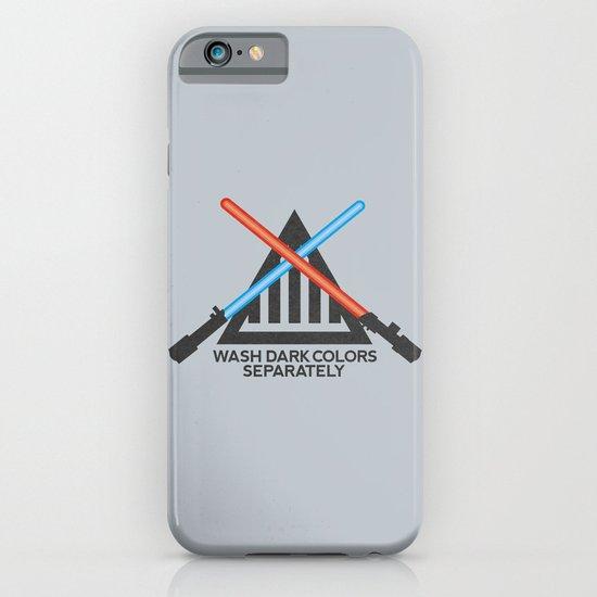Jedi Care Instructions iPhone & iPod Case