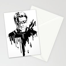 Avengers in Ink: Hawkeye Stationery Cards