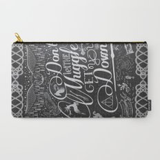 Don't let the Muggles get you down Carry-All Pouch